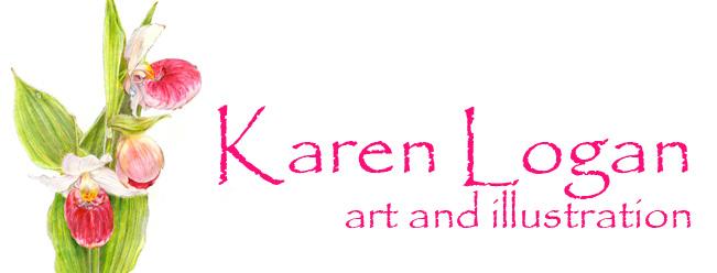 Karen Logan Art logo